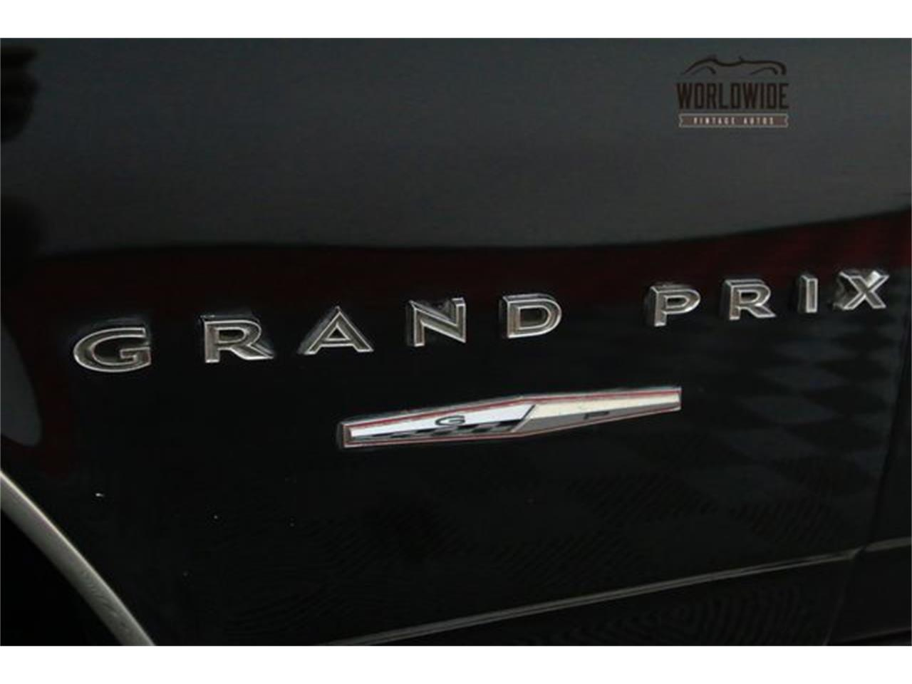 Large Picture of '64 Grand Prix - MGJE