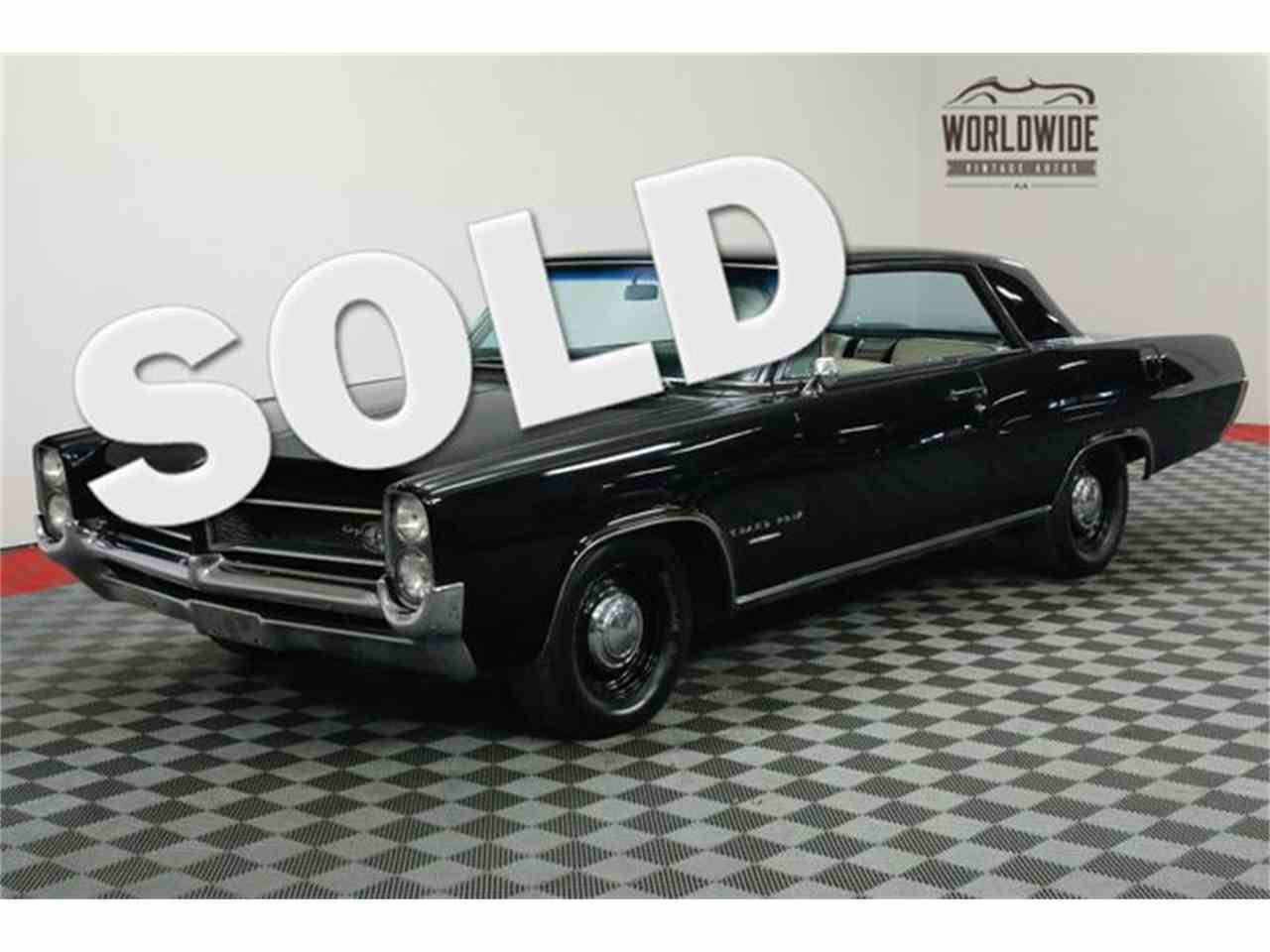 Large Picture of '64 Pontiac Grand Prix located in Colorado - MGJE