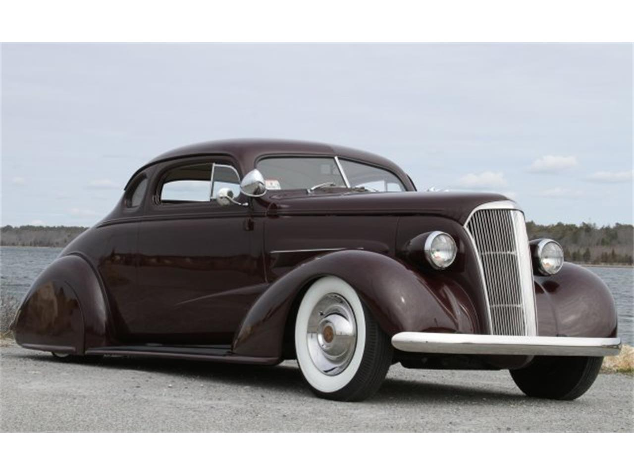 Large Picture of Classic '37 Chevrolet Master located in Hanover Massachusetts - MGJH