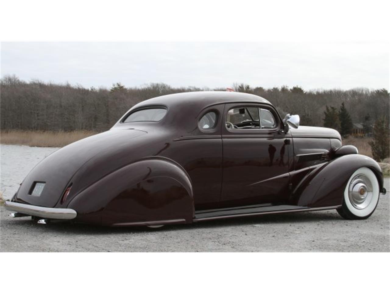 Large Picture of 1937 Chevrolet Master located in Massachusetts - $74,900.00 - MGJH