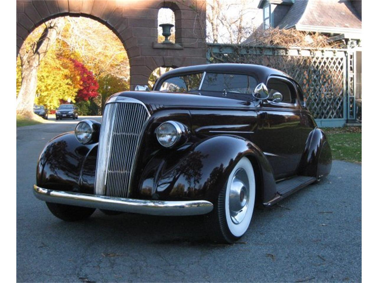 Large Picture of 1937 Master located in Massachusetts Offered by CARuso Classic Cars - MGJH