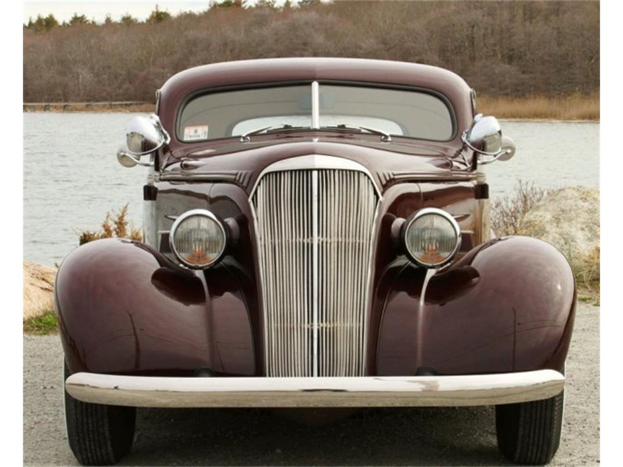 Large Picture of Classic '37 Master located in Massachusetts - $74,900.00 Offered by CARuso Classic Cars - MGJH