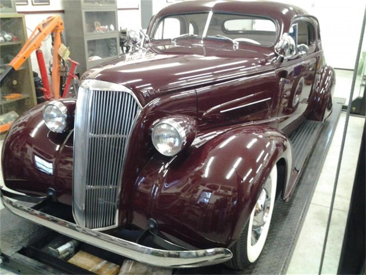 Large Picture of 1937 Chevrolet Master Offered by CARuso Classic Cars - MGJH