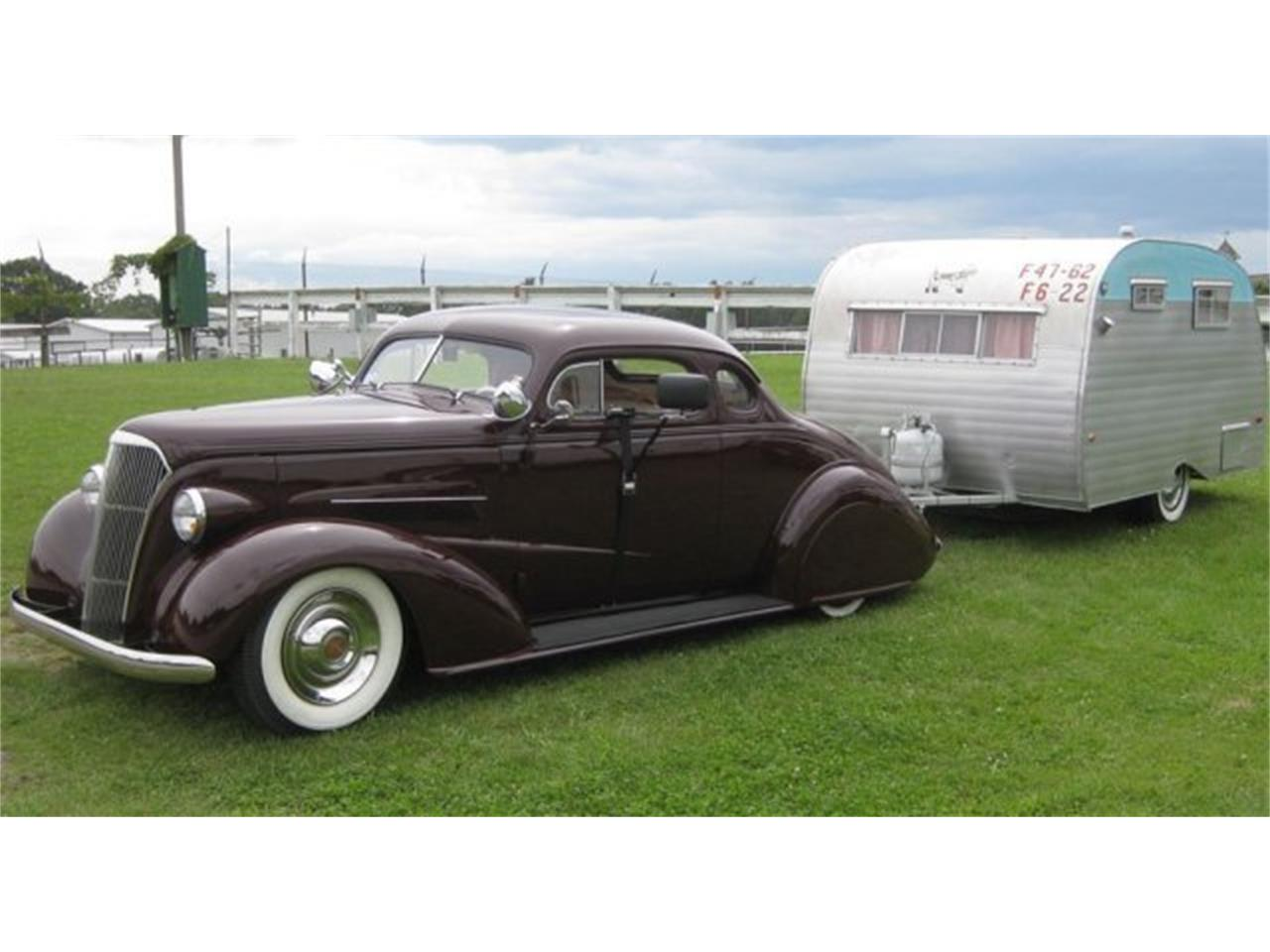 Large Picture of Classic '37 Master located in Hanover Massachusetts Offered by CARuso Classic Cars - MGJH