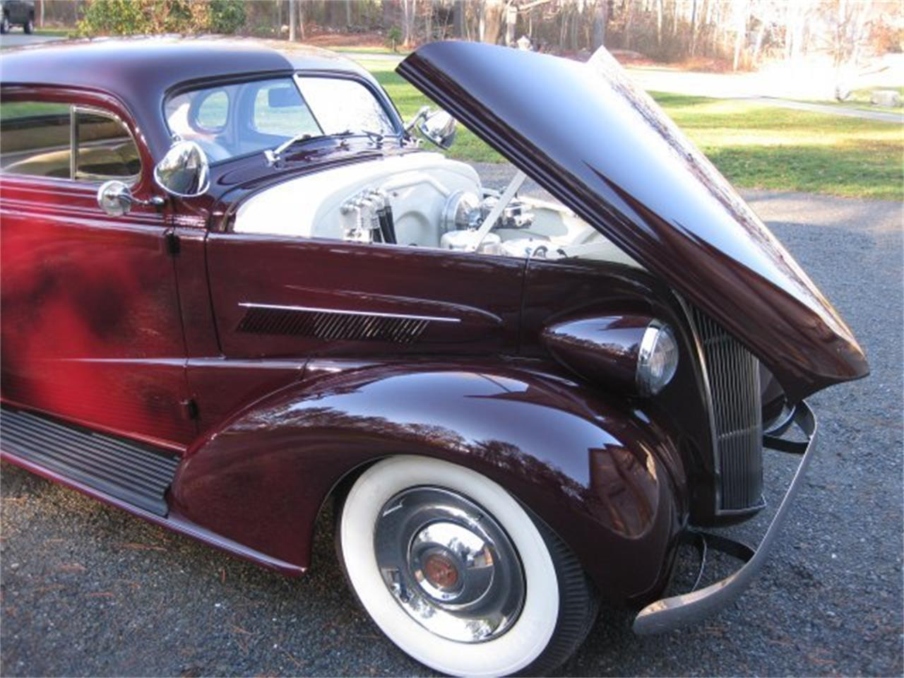 Large Picture of '37 Chevrolet Master located in Hanover Massachusetts - $74,900.00 Offered by CARuso Classic Cars - MGJH