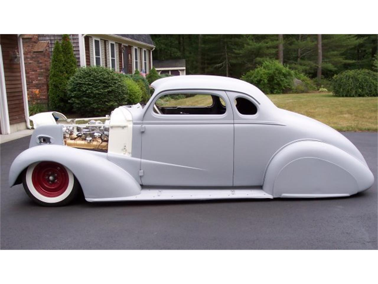 Large Picture of 1937 Chevrolet Master located in Hanover Massachusetts - MGJH