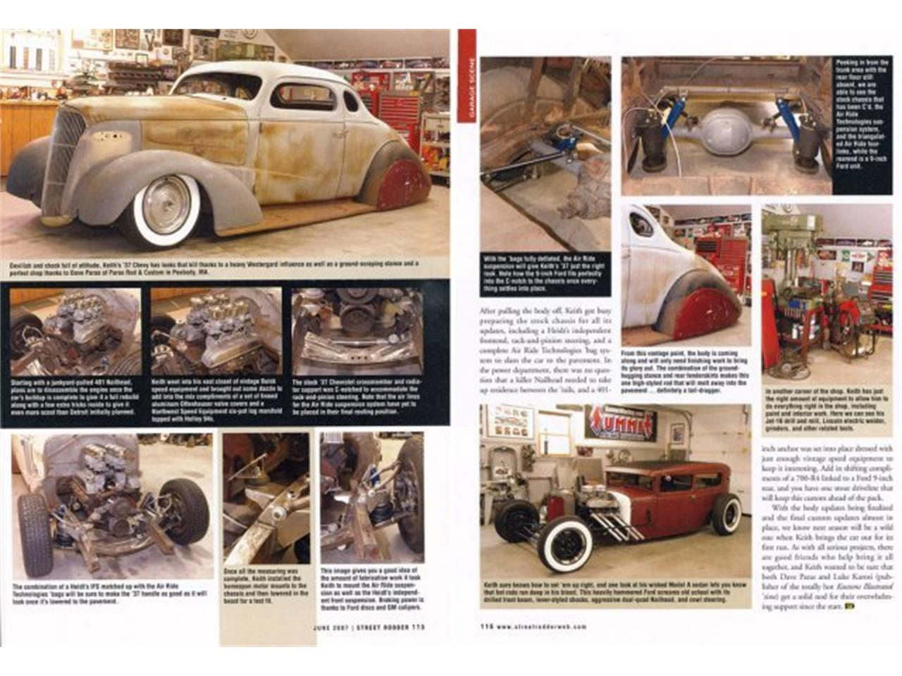 Large Picture of 1937 Chevrolet Master - $74,900.00 - MGJH