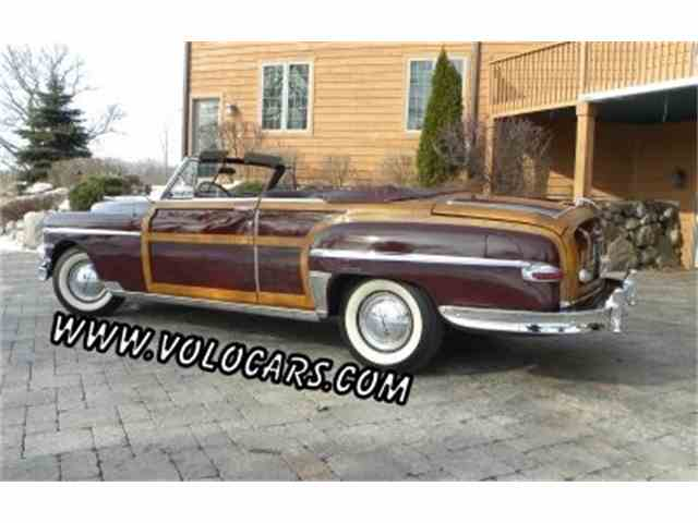 Picture of Classic '49 Chrysler Town & Country - $79,998.00 - MGJX
