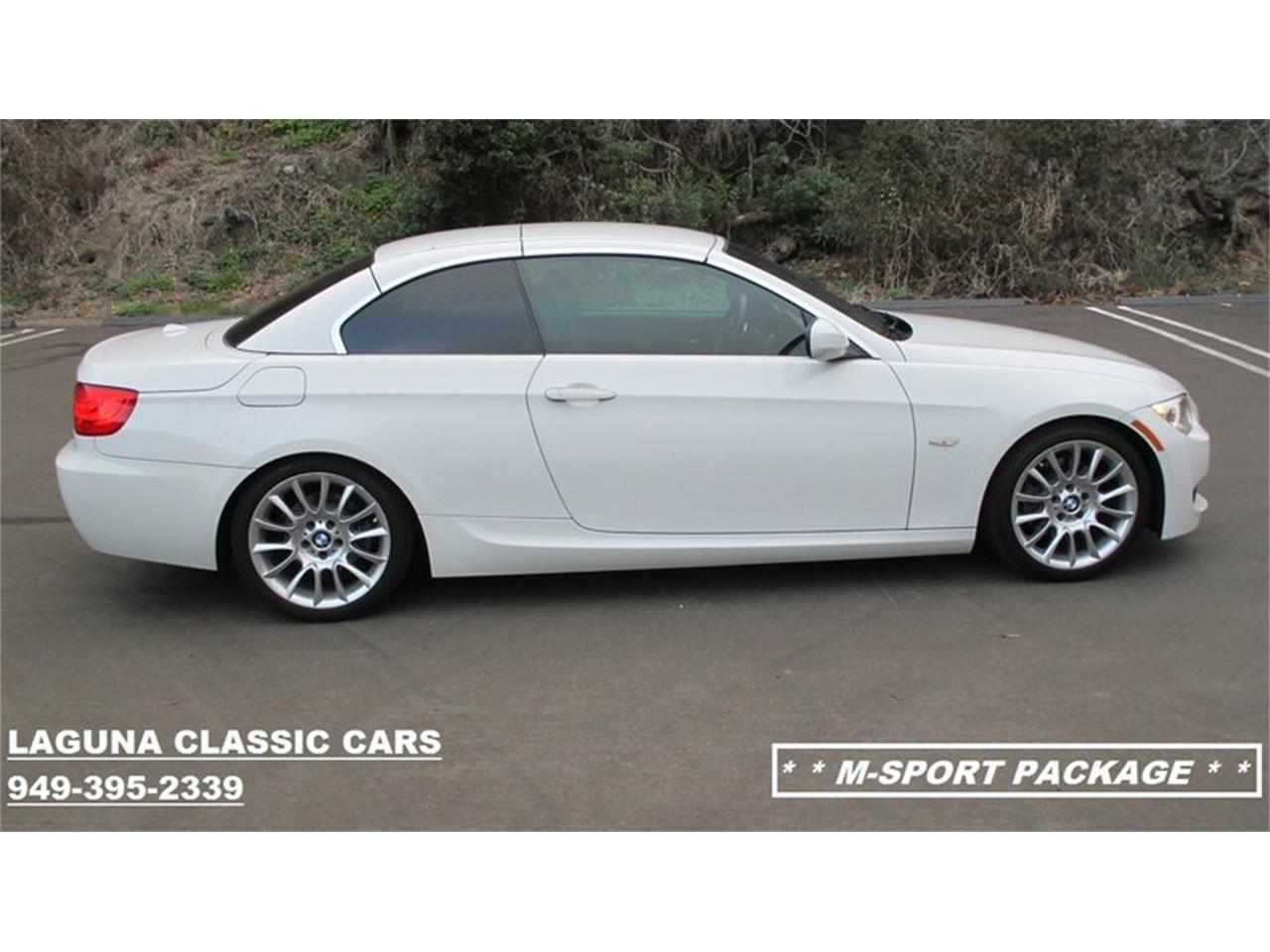 Large Picture of 2011 BMW 328i located in Laguna Beach California Offered by Laguna Classic Cars - MGK0