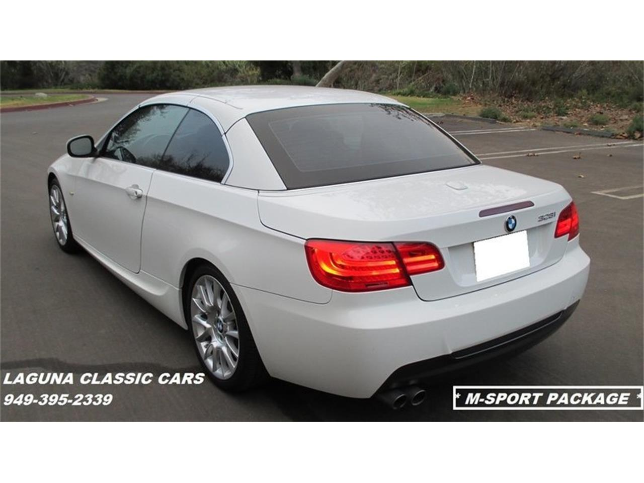 Large Picture of '11 BMW 328i located in Laguna Beach California Offered by Laguna Classic Cars - MGK0