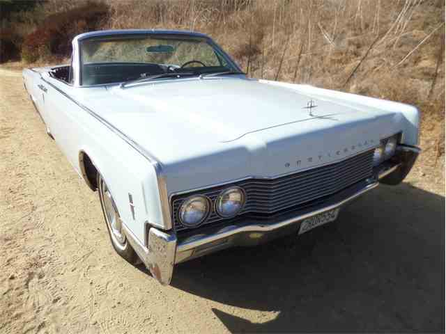 Picture of 1966 Lincoln Continental - MGK8