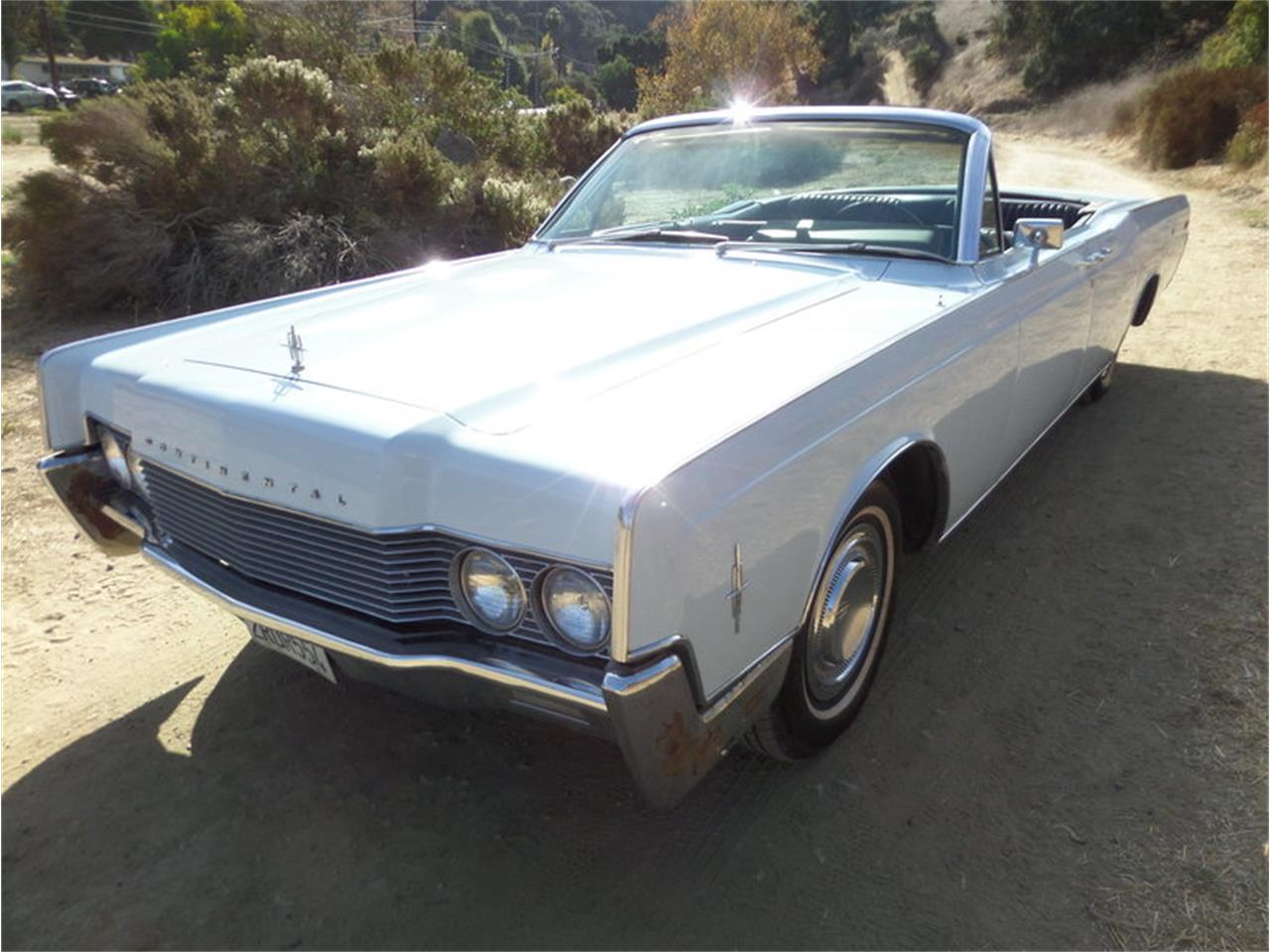 Large Picture of Classic 1966 Continental located in Laguna Beach California Offered by Laguna Classic Cars - MGK8