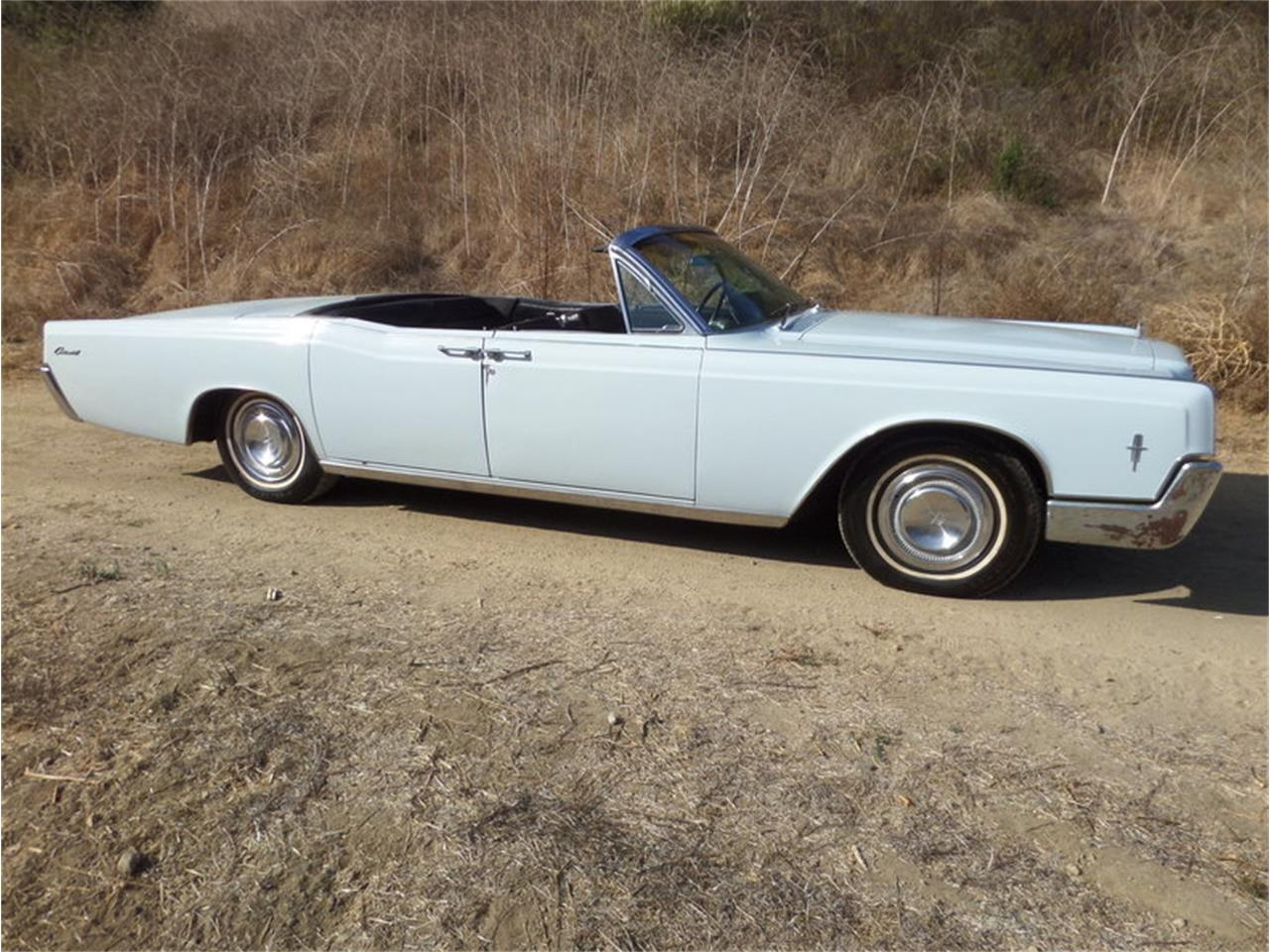 Large Picture of 1966 Continental located in California Offered by Laguna Classic Cars - MGK8