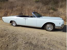 Picture of Classic '66 Lincoln Continental located in Laguna Beach California Offered by Laguna Classic Cars - MGK8