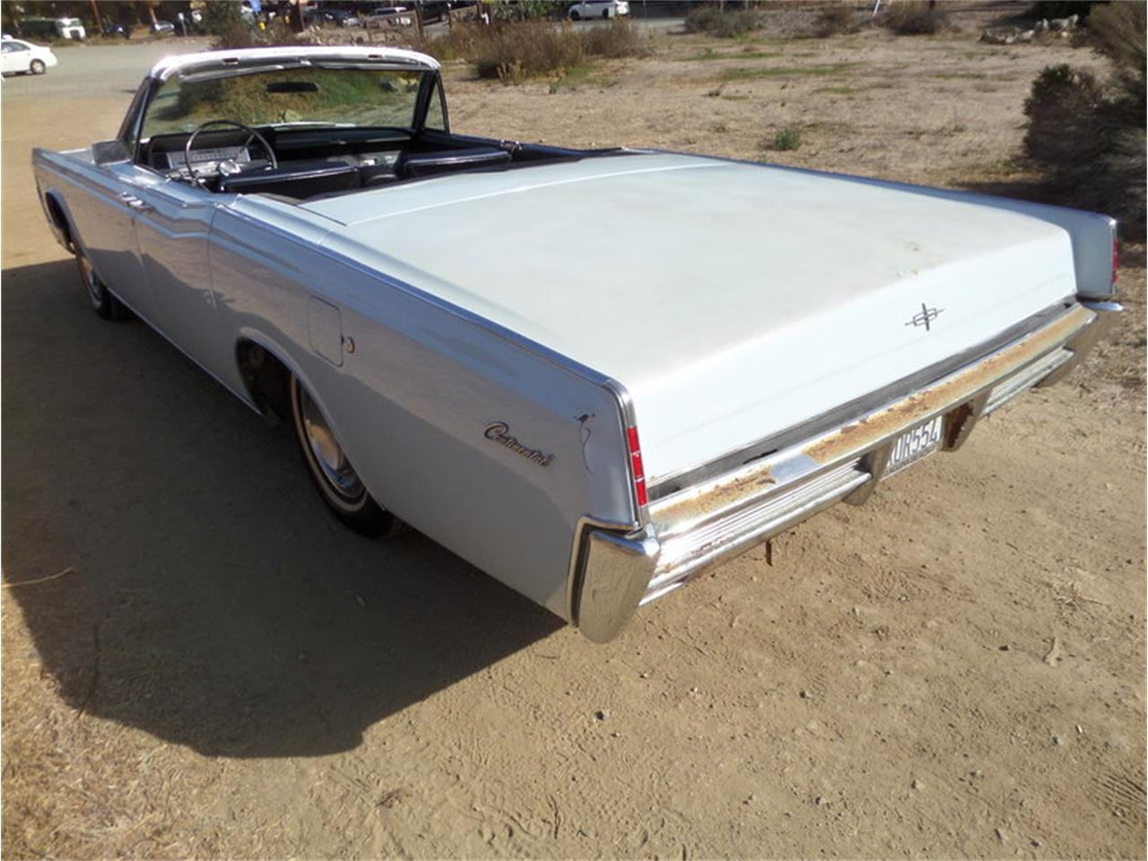 Large Picture of Classic '66 Continental - $20,950.00 Offered by Laguna Classic Cars - MGK8
