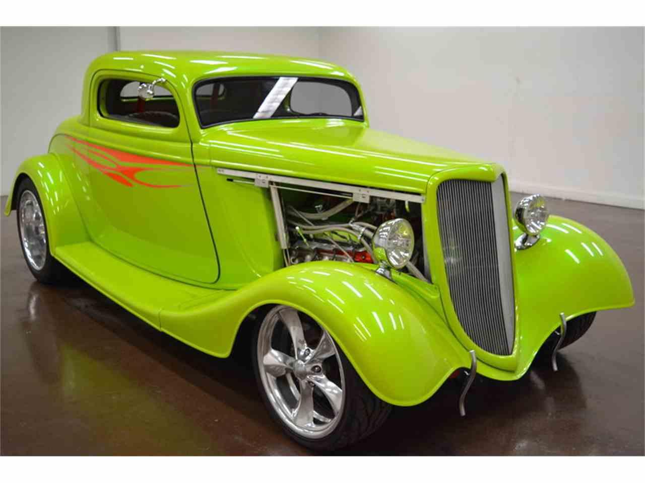 1934 Ford Street Rod for Sale | ClassicCars.com | CC-1047899