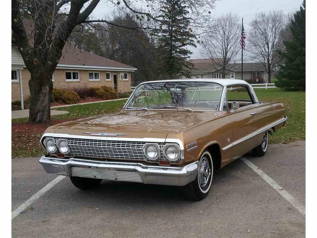 1963 Chevrolet Impala SS for Sale | ClassicCars.com | CC-1047900