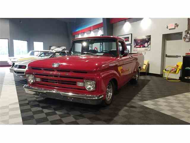 Picture of '61 F100 - MB2V
