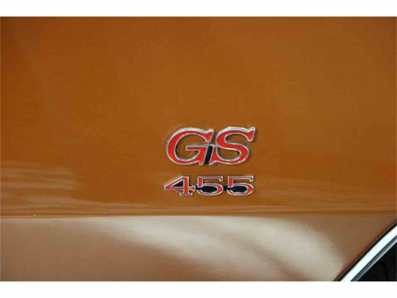 Large Picture of '70 GS 455 - MGKQ