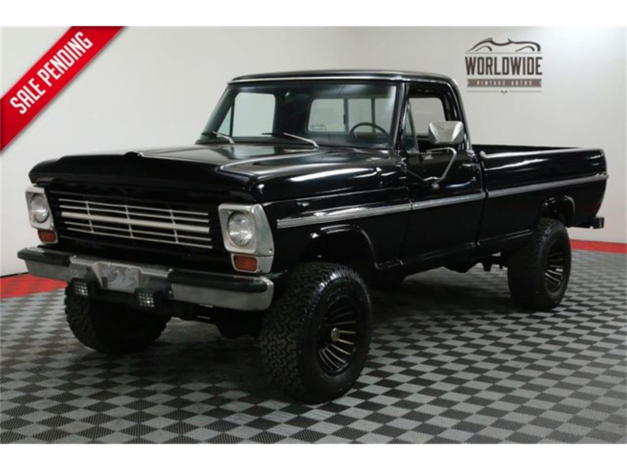 Large Picture of 1968 Ford F250 located in Colorado - $15,900.00 - MGKS
