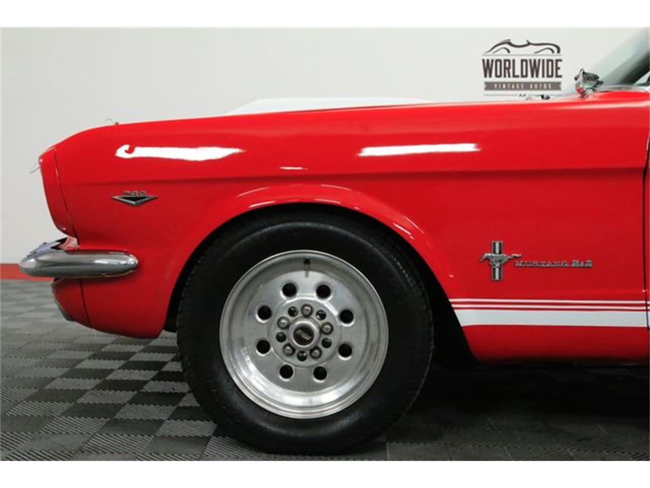 Large Picture of '65 Mustang - MGKX