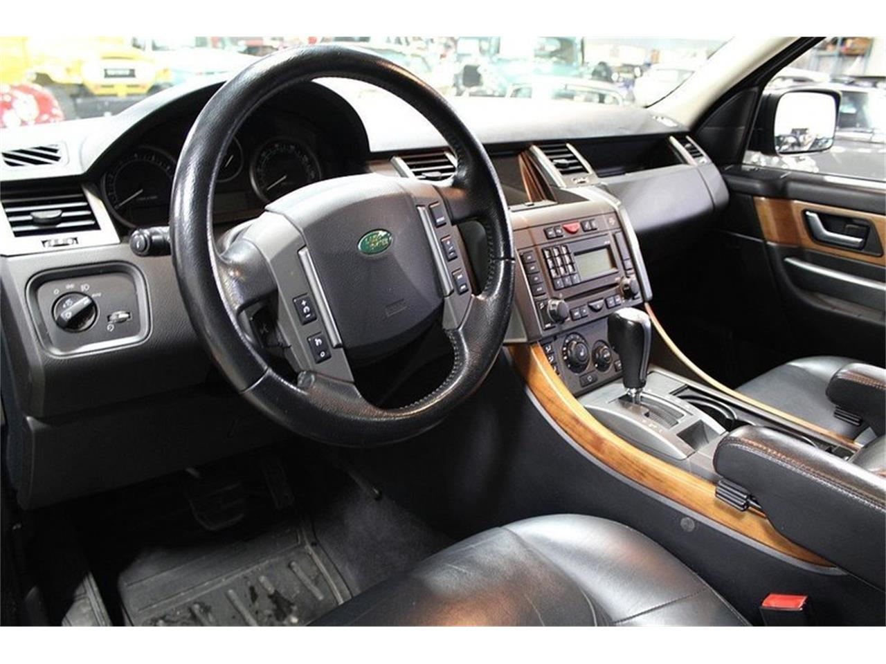 Large Picture of 2006 Range Rover Sport located in Michigan Offered by GR Auto Gallery - MGKZ