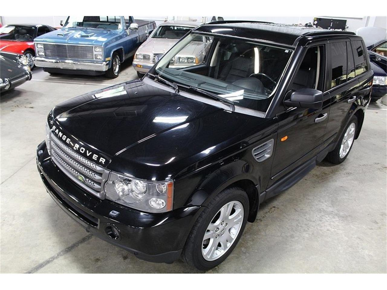Large Picture of 2006 Land Rover Range Rover Sport located in Michigan - $12,900.00 - MGKZ