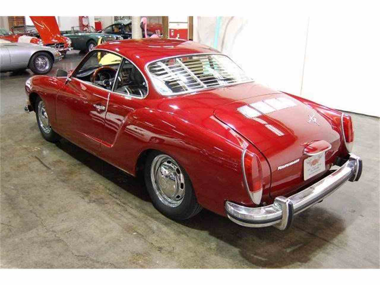 Large Picture of '71 Karmann Ghia - MGL2