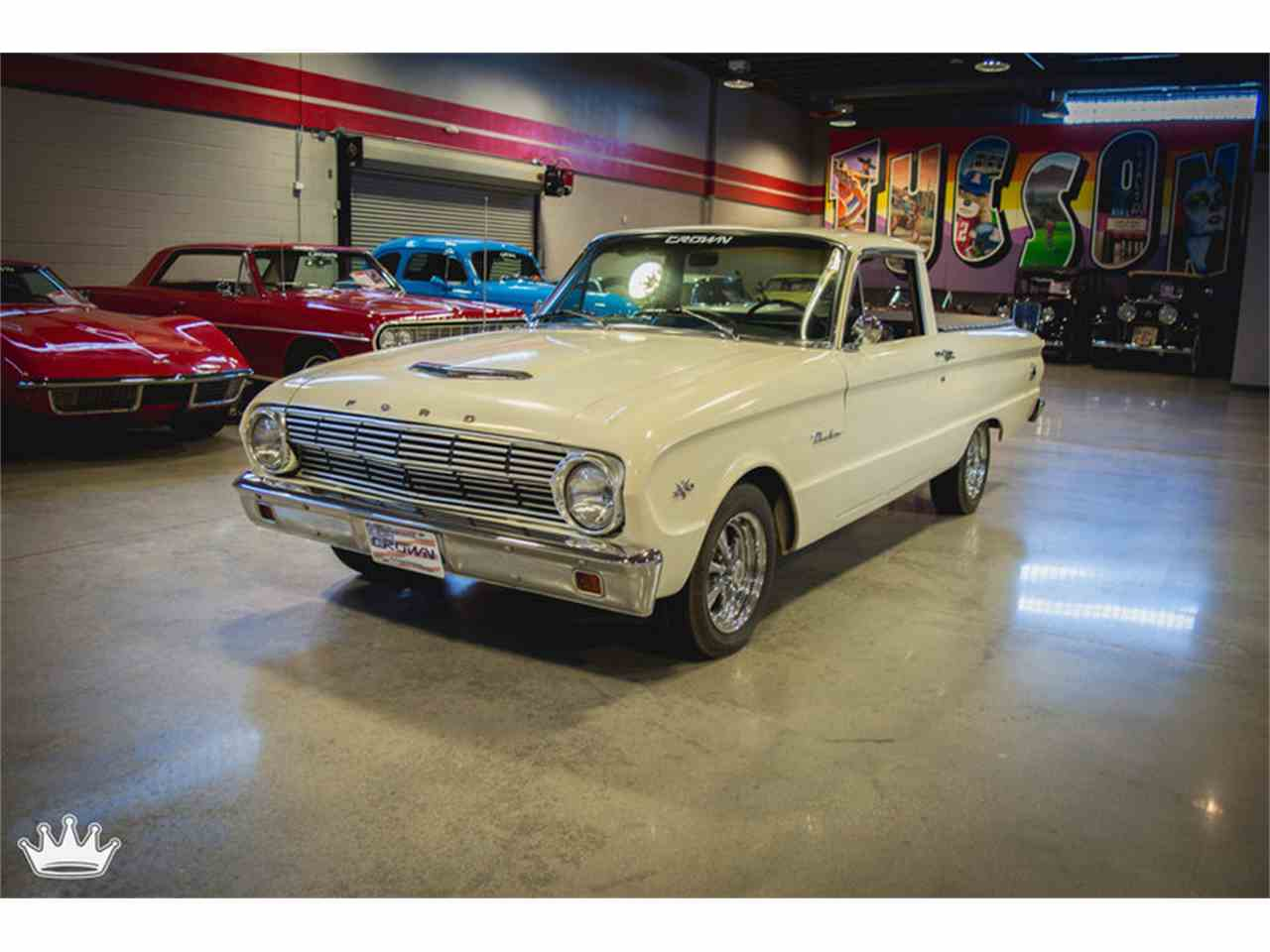 Large Picture of '63 Ranchero - MGL4