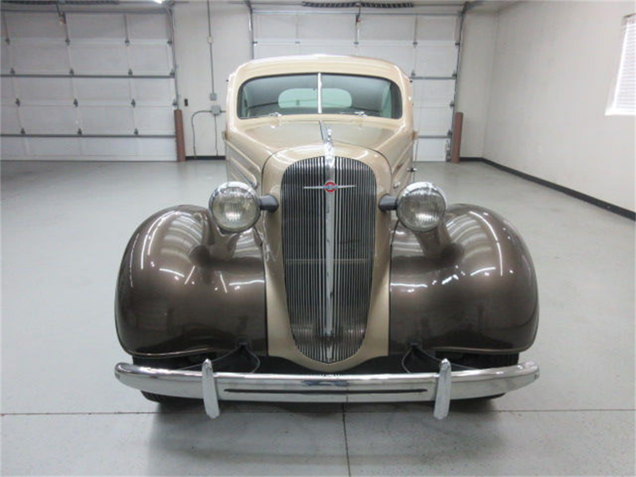 Large Picture of Classic 1936 Chevrolet Deluxe located in Sioux Falls South Dakota - $21,975.00 - MB2X