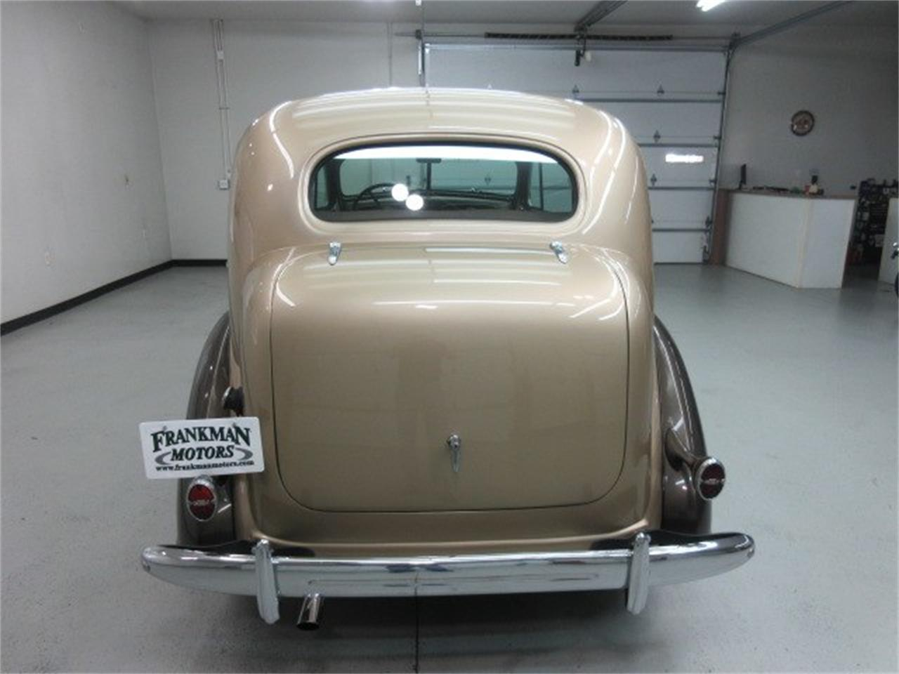 Large Picture of '36 Chevrolet Deluxe - $21,975.00 Offered by Frankman Motor Company - MB2X