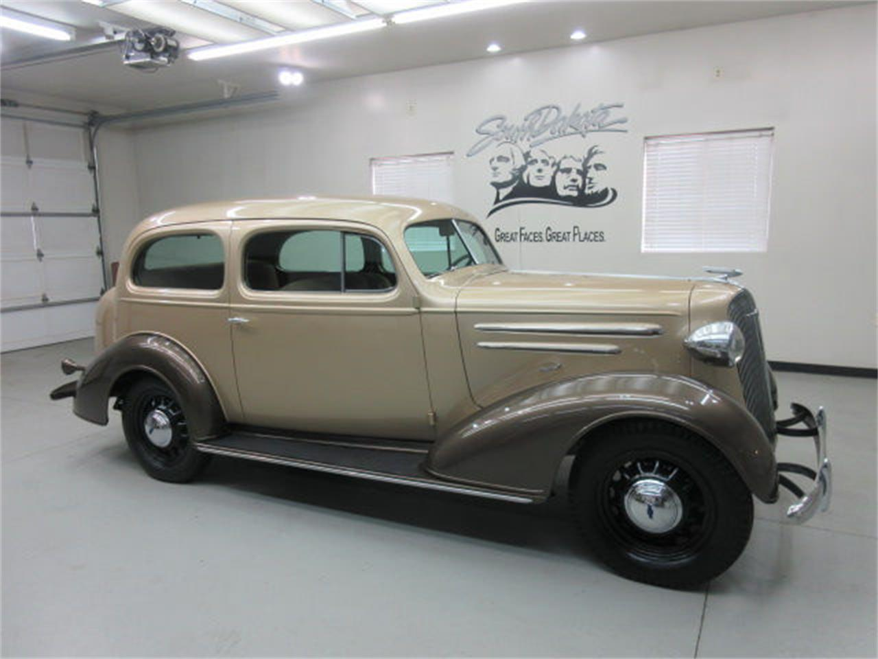 Large Picture of Classic '36 Chevrolet Deluxe located in Sioux Falls South Dakota - $21,975.00 - MB2X