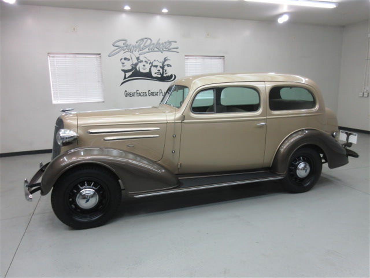 Large Picture of Classic '36 Chevrolet Deluxe located in Sioux Falls South Dakota - $21,975.00 Offered by Frankman Motor Company - MB2X