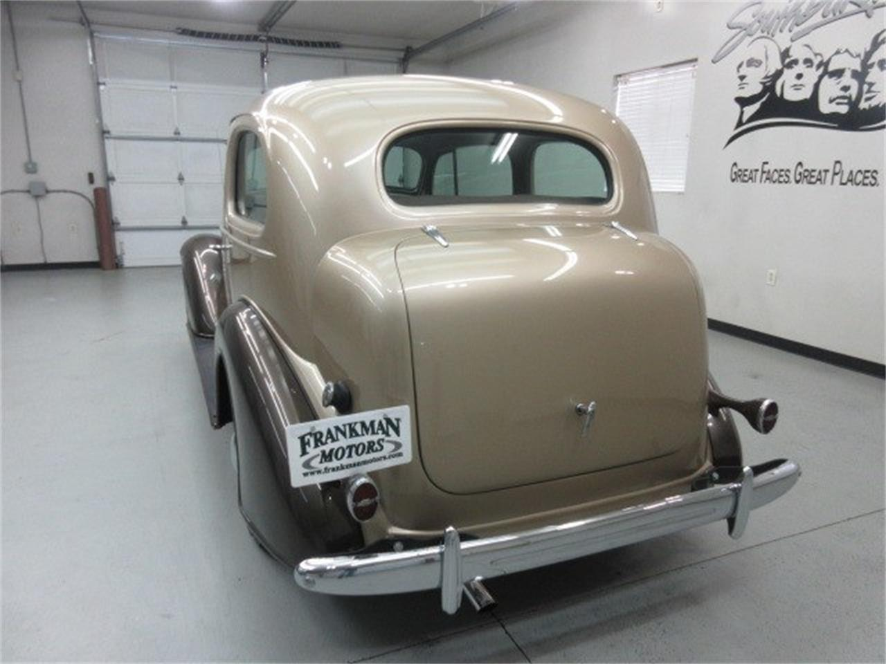 Large Picture of 1936 Chevrolet Deluxe located in Sioux Falls South Dakota - $21,975.00 Offered by Frankman Motor Company - MB2X