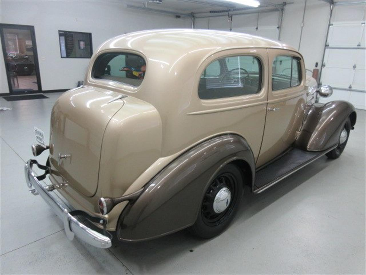 Large Picture of Classic 1936 Deluxe - $21,975.00 Offered by Frankman Motor Company - MB2X