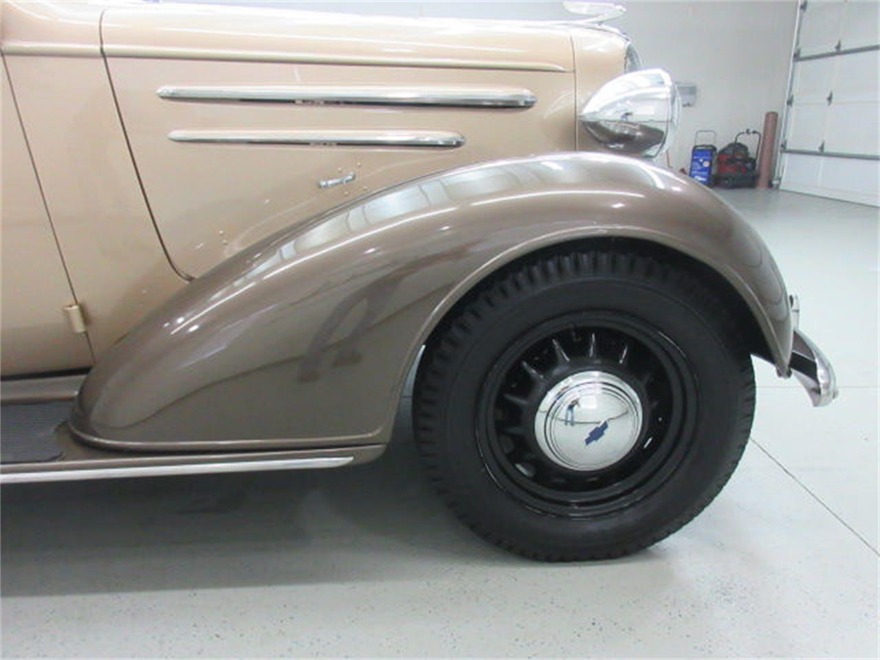 Large Picture of '36 Chevrolet Deluxe - MB2X