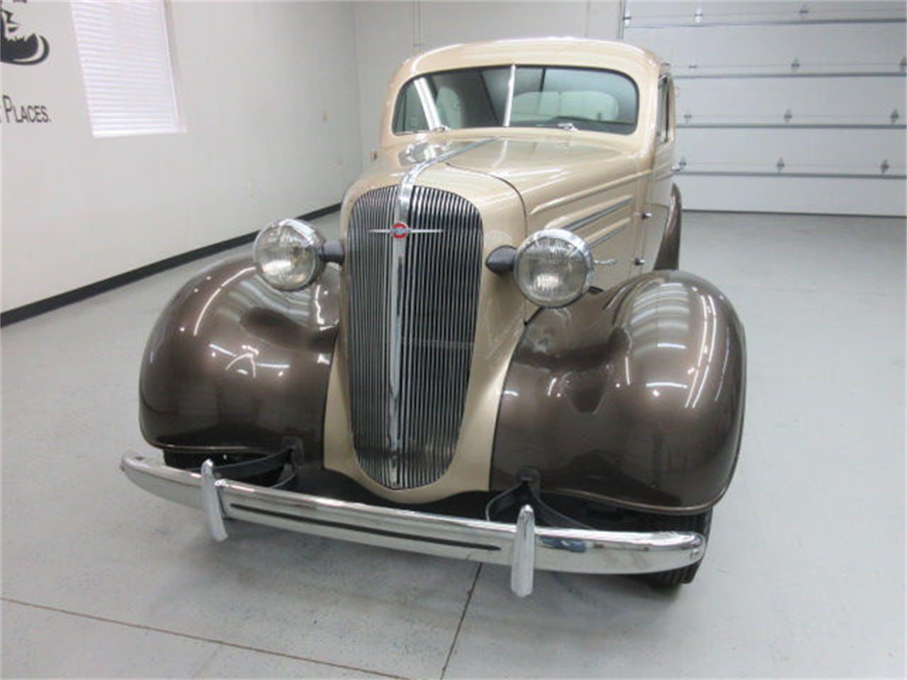 Large Picture of 1936 Chevrolet Deluxe located in South Dakota - $21,975.00 - MB2X