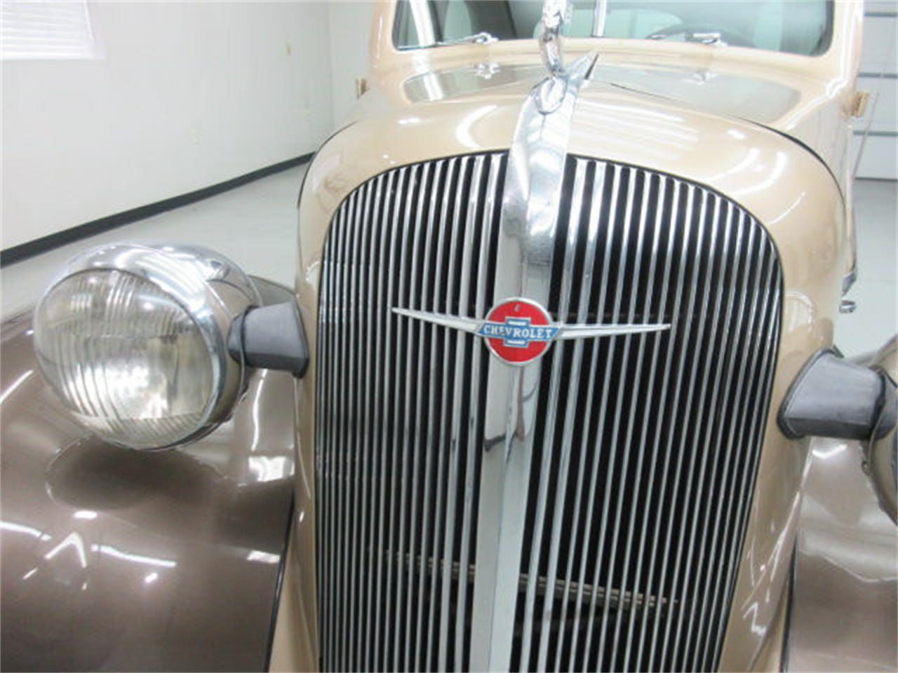 Large Picture of Classic 1936 Chevrolet Deluxe located in Sioux Falls South Dakota - MB2X
