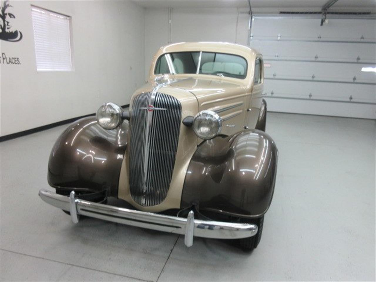 Large Picture of Classic '36 Chevrolet Deluxe located in South Dakota - MB2X
