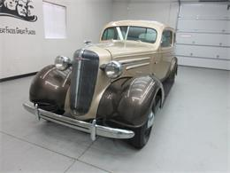 Picture of '36 Chevrolet Deluxe located in Sioux Falls South Dakota Offered by Frankman Motor Company - MB2X
