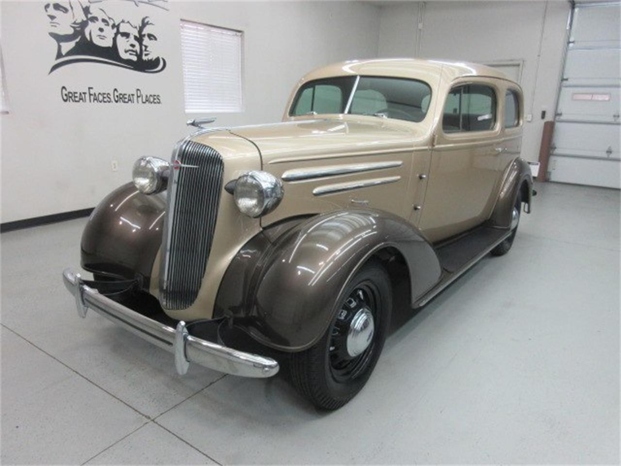 Large Picture of Classic '36 Chevrolet Deluxe - $21,975.00 - MB2X