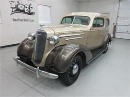 Picture of Classic '36 Chevrolet Deluxe located in South Dakota - $21,975.00 - MB2X