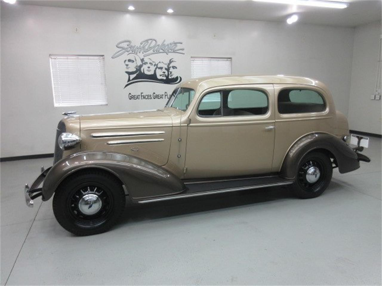 Large Picture of Classic 1936 Chevrolet Deluxe - MB2X