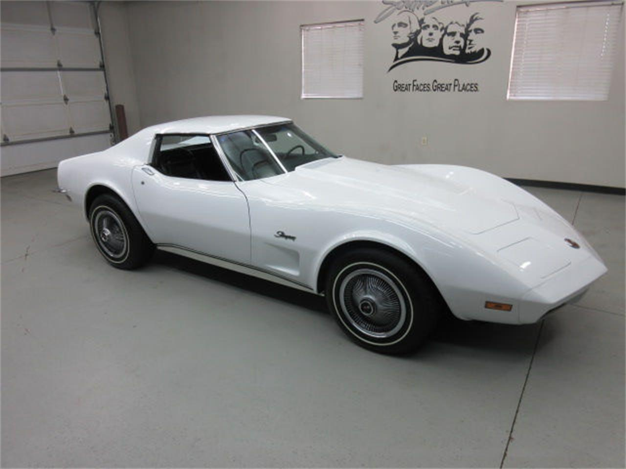 Large Picture of '73 Corvette - MB2Z