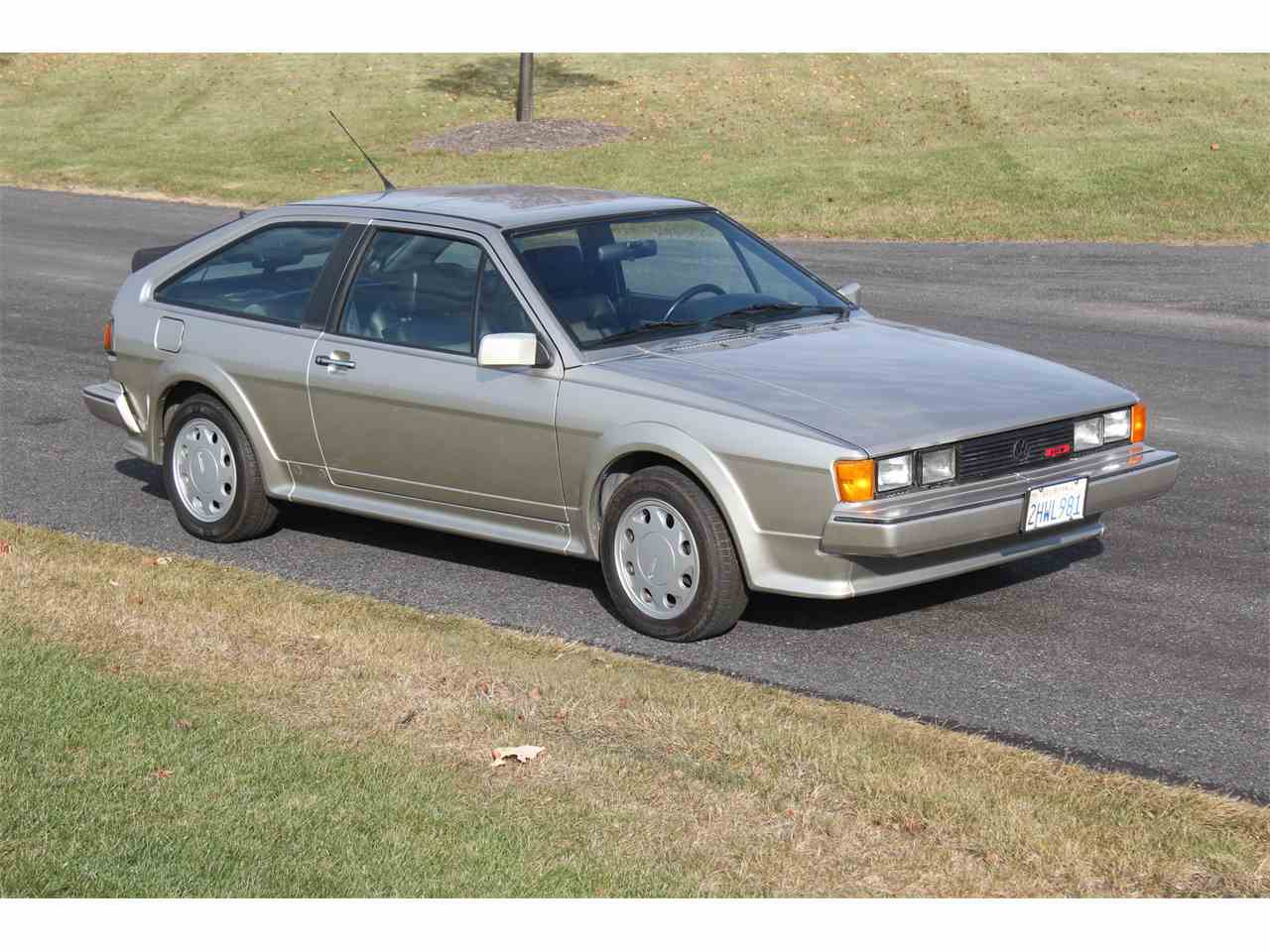 Large Picture of '88 Scirocco - MGM0
