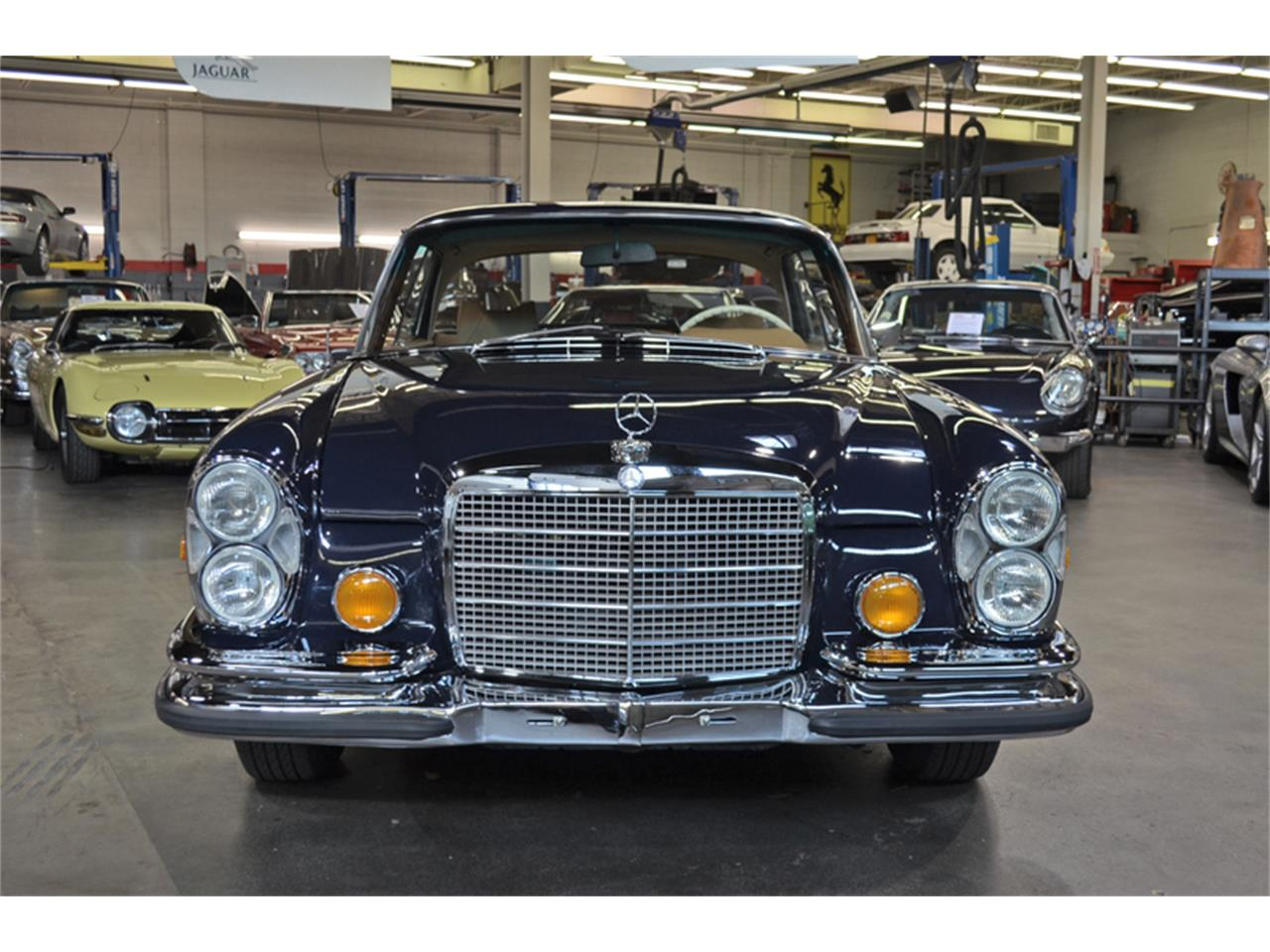Large Picture of '71 280SE - MGM1