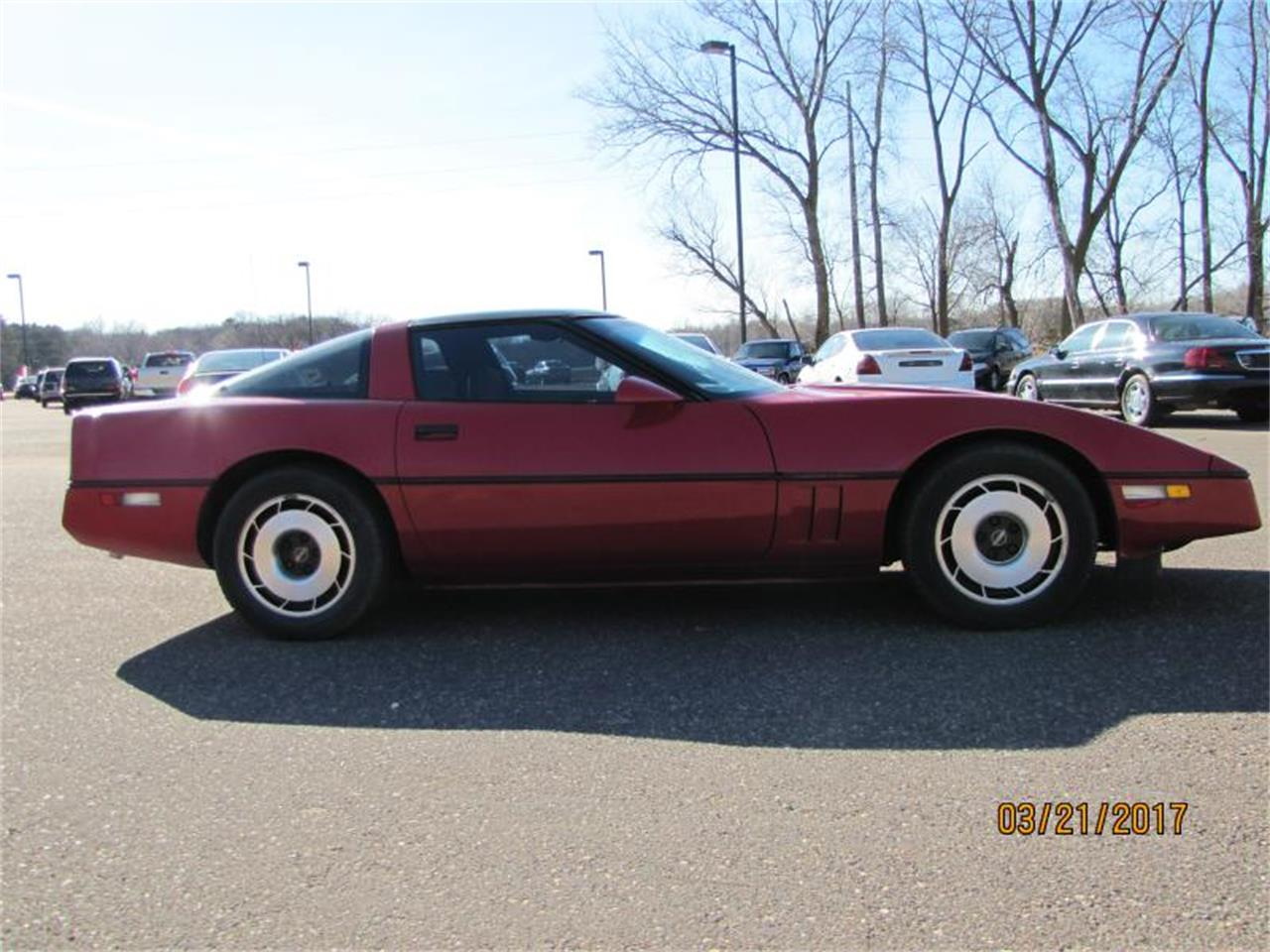 Large Picture of '84 Corvette - MGM4