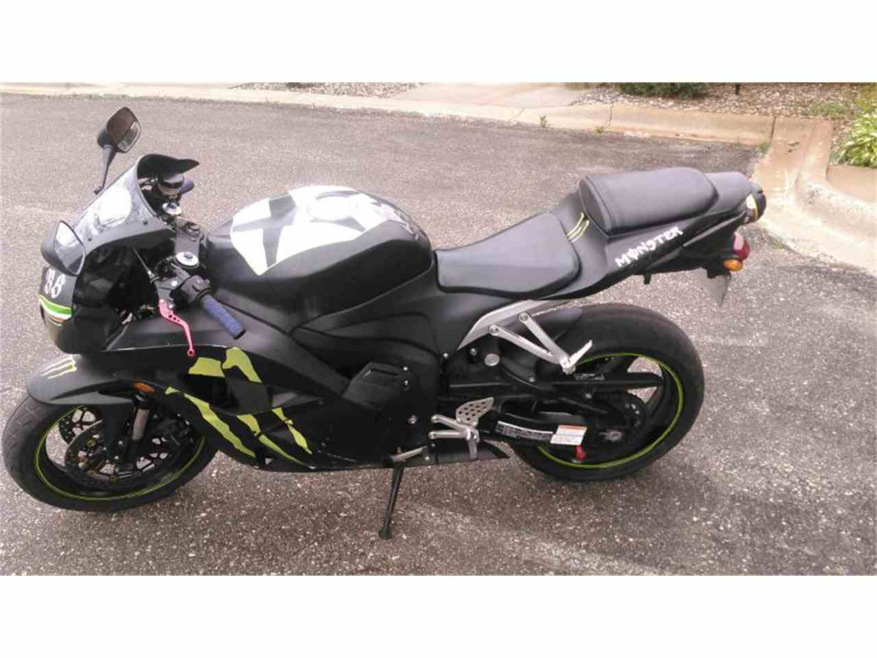 Large Picture of '09 CBR600 - MGMD