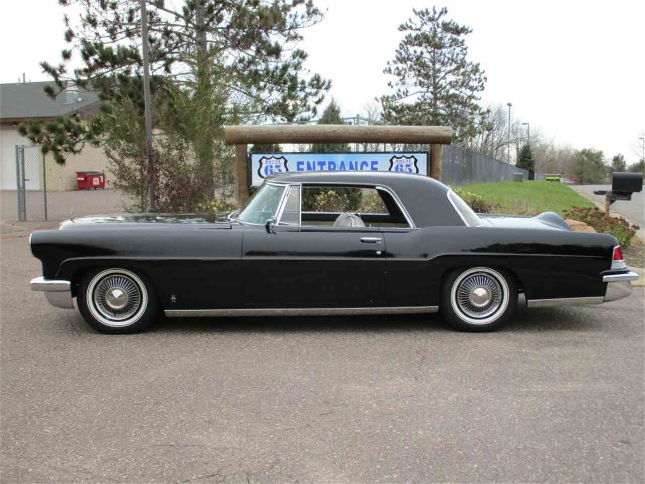 1956 lincoln continental mark ii for sale classiccars. Black Bedroom Furniture Sets. Home Design Ideas