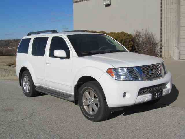 Picture of '12 Pathfinder - MGMX
